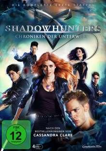 Shadowhunters: Chroniken der Unterwelt Staffel 1, DVD