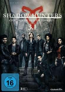 Shadowhunters: Chroniken der Unterwelt Staffel 3 Box 1, 2 DVDs
