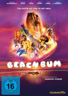 Beach Bum, DVD