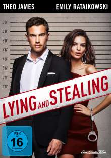 Lying and Stealing, DVD