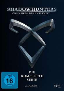 Shadowhunters: Chroniken der Unterwelt (Komplette Serie), 15 DVDs