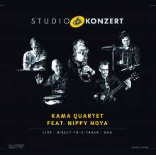 KA MA Quartet feat. Nippy Noya: Studio Konzert: A Love Supreme (Suite) (180g) (Limited Numbered Edition), LP