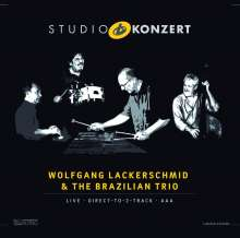 Wolfgang Lackerschmid (geb. 1956): Studio Konzert (180g) (Limited-Handnumbered-Edition), LP