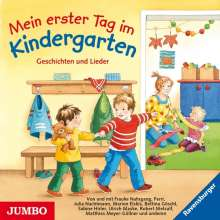 Mein Erster Tag Im Kindergarten-Geschichten Und, CD