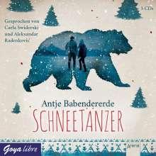 Antje Babendererde: Schneetänzer, 5 CDs