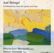 Maximilian Mangold & Mirjam Schröder - Just Strings!, CD