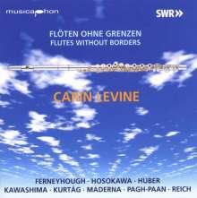 Carin Levine - Flöten ohne Grenzen, CD