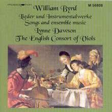 William Byrd (1543-1623): Songs, CD