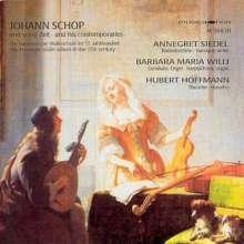 Hanseatische Violinschule - Johann Schop & seine Zeit, CD