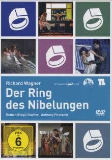 Richard Wagner (1813-1883): Der Ring des Nibelungen, 7 DVDs