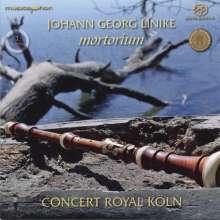 Johann Georg Linike (1680-1762): Mortorium - Kammermusik und Concerti für Bläser, 2 Super Audio CDs