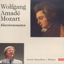 Gerrit Zitterbart - Wolfgang Amadeus Mozart, CD