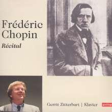 Gerrit Zitterbart - Frederic Chopin, CD
