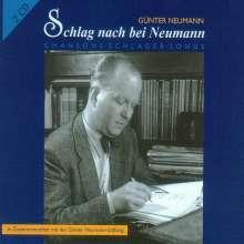 Günter Neumann: Schlag nach bei Neumann, 2 CDs