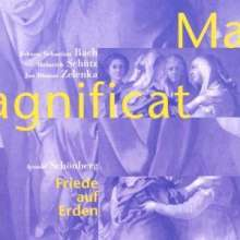 Johann Sebastian Bach (1685-1750): Magnificat Es-Dur BWV 243a, CD