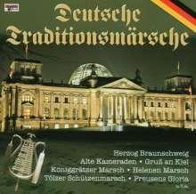 Deutsche Militärkapelle: Deutsche Traditionsmärsche, CD