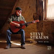 Steve Strauss: A Very Thin Wire, Super Audio CD