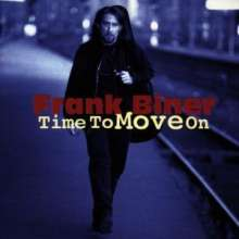 Frank Biner: Time To Move On, CD