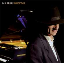 Paul Millns: Undercover, CD