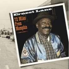 Ernest Lane: 72 Miles From Memphis, CD