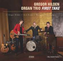 Gregor Hilden: First Take (180g), 2 LPs