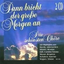 Johannes Brahms (1833-1897): Die schönsten Chöre, 2 CDs