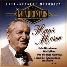 Hans Moser: Unvergessene Melodien, CD