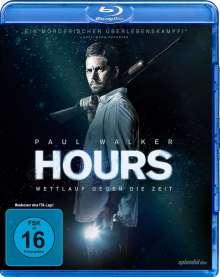 Hours (2013) (Blu-ray), Blu-ray Disc