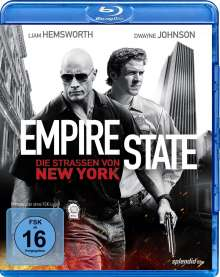 Empire State (Blu-ray), Blu-ray Disc