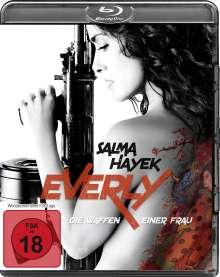 Everly (Blu-ray), Blu-ray Disc