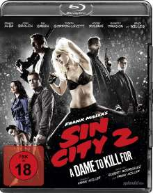 Sin City 2 (Blu-ray), Blu-ray Disc