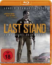 The Last Stand (Uncut) (Blu-ray), Blu-ray Disc