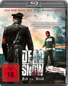 Dead Snow - Red vs. Dead (Blu-ray), Blu-ray Disc