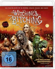 Witching & Bitching (Blu-ray), Blu-ray Disc