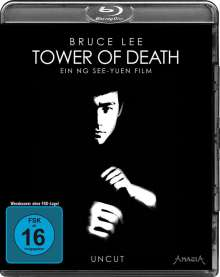 Tower of Death (Blu-ray), Blu-ray Disc