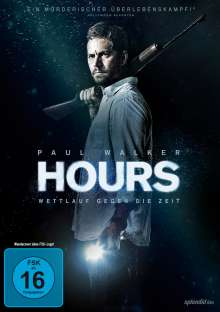 Hours (2013), DVD