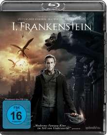 I, Frankenstein (Blu-ray), Blu-ray Disc