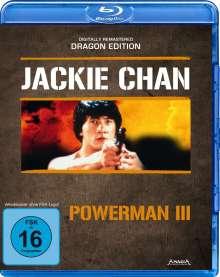 Powerman 3 (Blu-ray), Blu-ray Disc