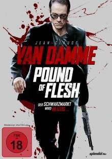 Pound of Flesh, DVD