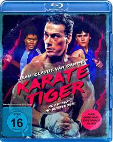 Karate Tiger (Uncut) (Blu-ray), Blu-ray Disc