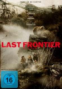 Last Frontier, DVD