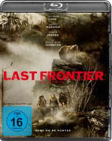 Last Frontier (Blu-ray), Blu-ray Disc