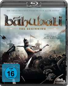 Bahubali - The Beginning (Blu-ray), Blu-ray Disc