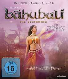 Bahubali - The Beginning (Langfassung) (Blu-ray), Blu-ray Disc