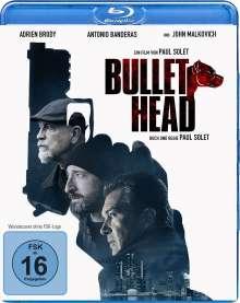Bullet Head (Blu-ray), Blu-ray Disc