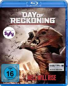 Day of Reckoning (Blu-ray), Blu-ray Disc