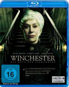 Winchester (Blu-ray), Blu-ray Disc