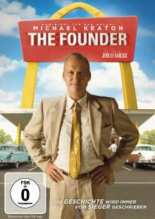 The Founder, DVD