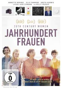 Jahrhundertfrauen, DVD