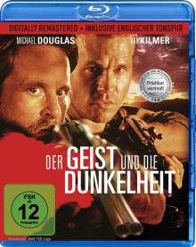 Der Geist und die Dunkelheit (Blu-ray), Blu-ray Disc